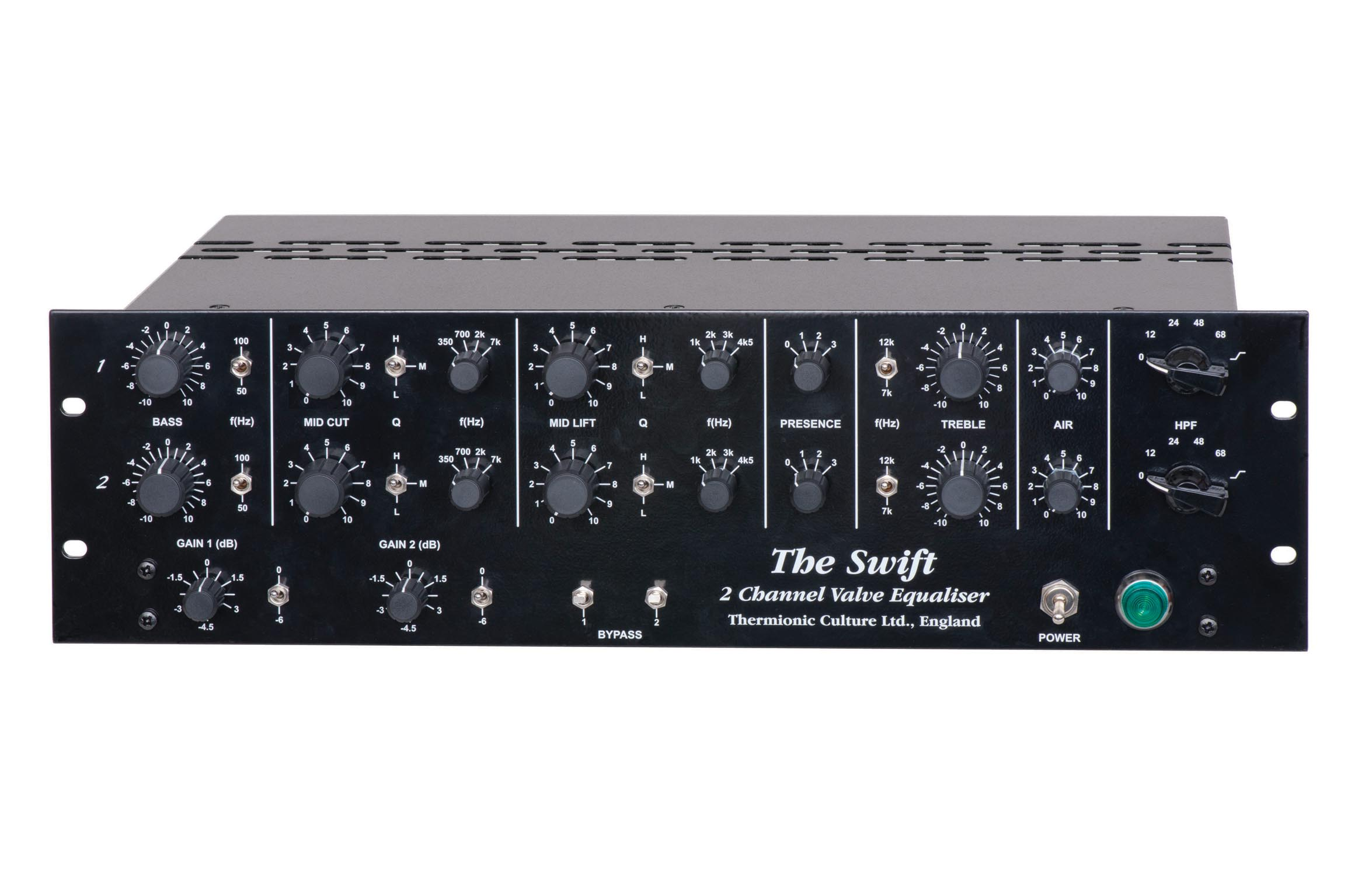 Thermionic Culture: THE SWIFT